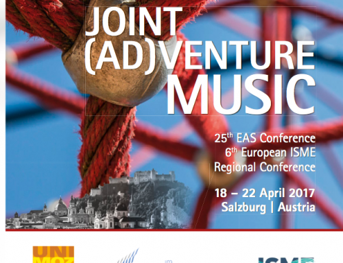 European Association for Music in Schools (EAS) Student Forum