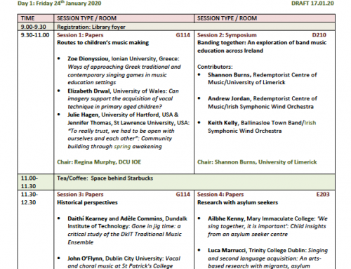 SMEI 2020 Conference Programme Available Now!